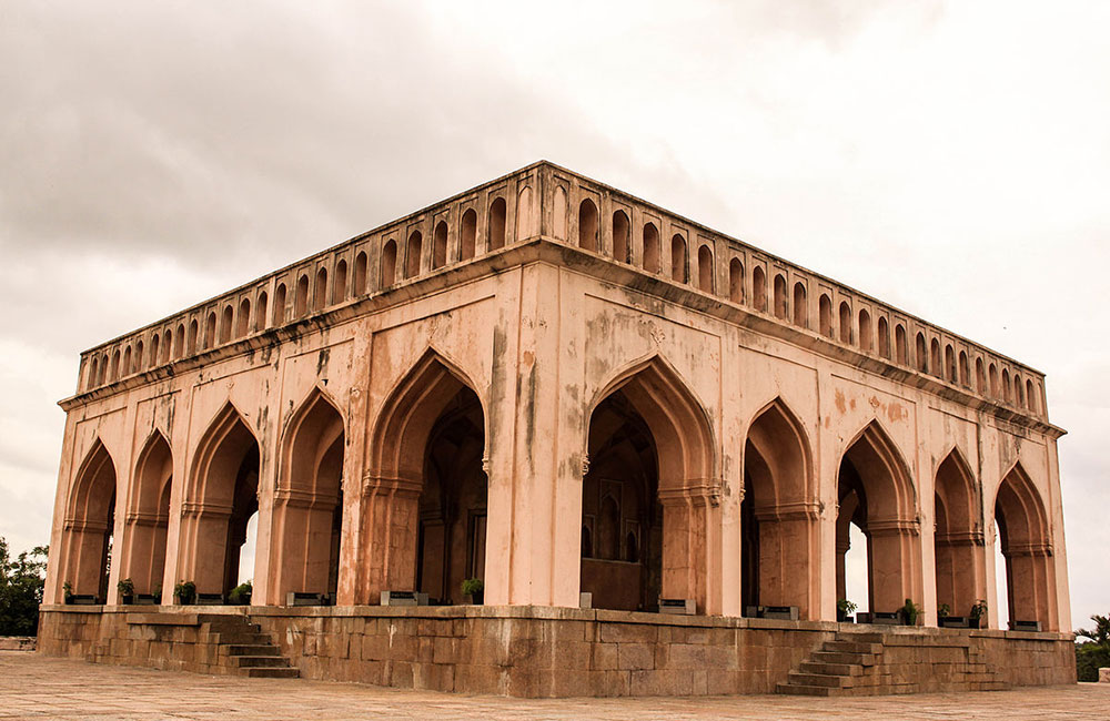 Taramati Baradari | Best Historical Places in Hyderabad