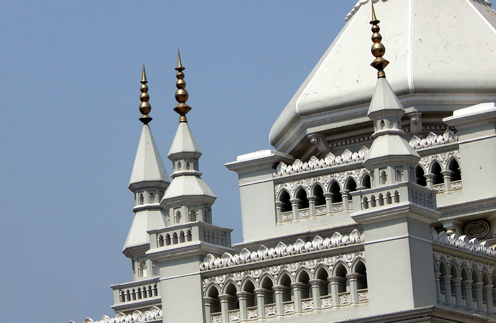 Spanish Mosque | Best Historical Places in Hyderabad