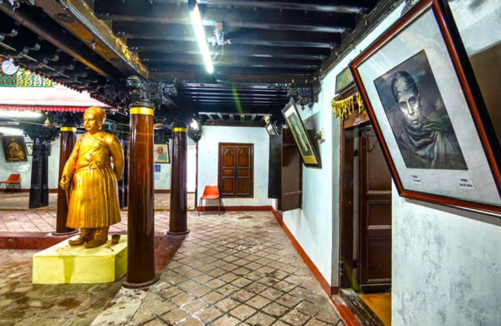 Ananda Ranga Pillai Museum | Famous Museums in Pondicherry entry fee