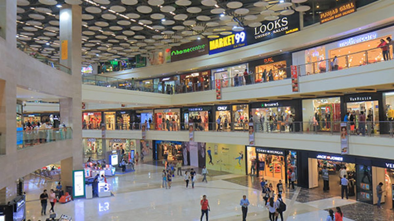 Top 25 malls in India | Biggest mall in India | Shopping mall in India