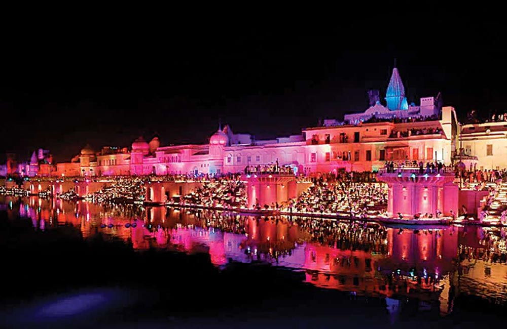 Ayodhya | #5 of 5 Top Instagrammable Spots to Visit this Diwali