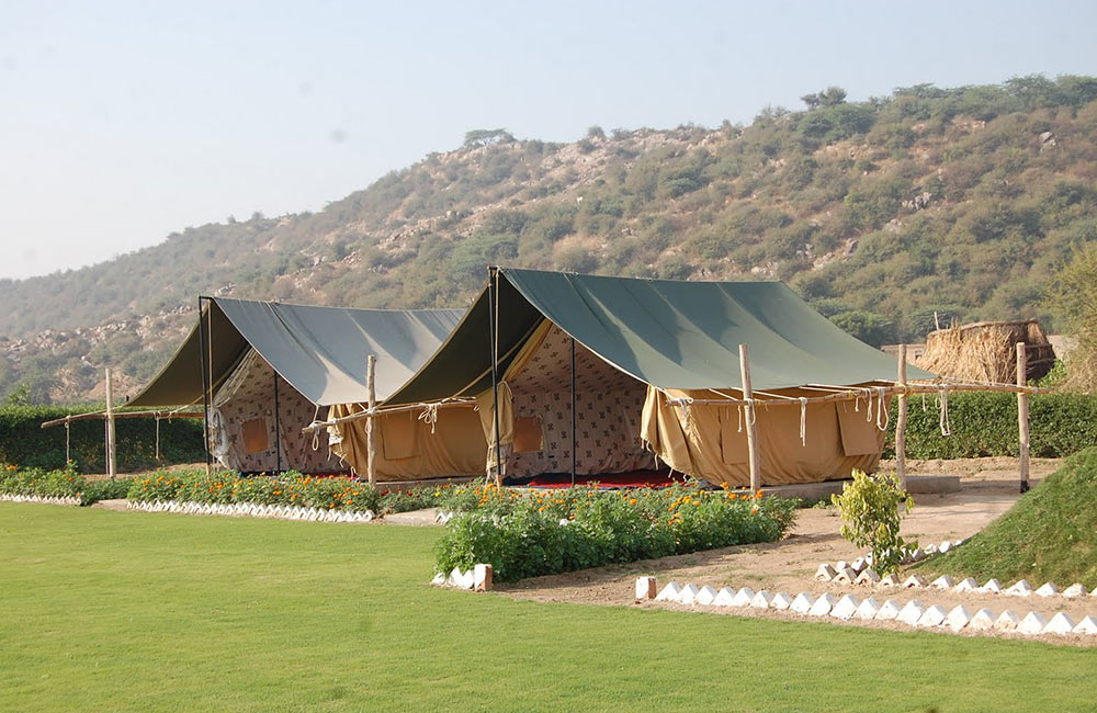 Camp Tikkling | (#5. Place for Corporate Outing near Delhi)