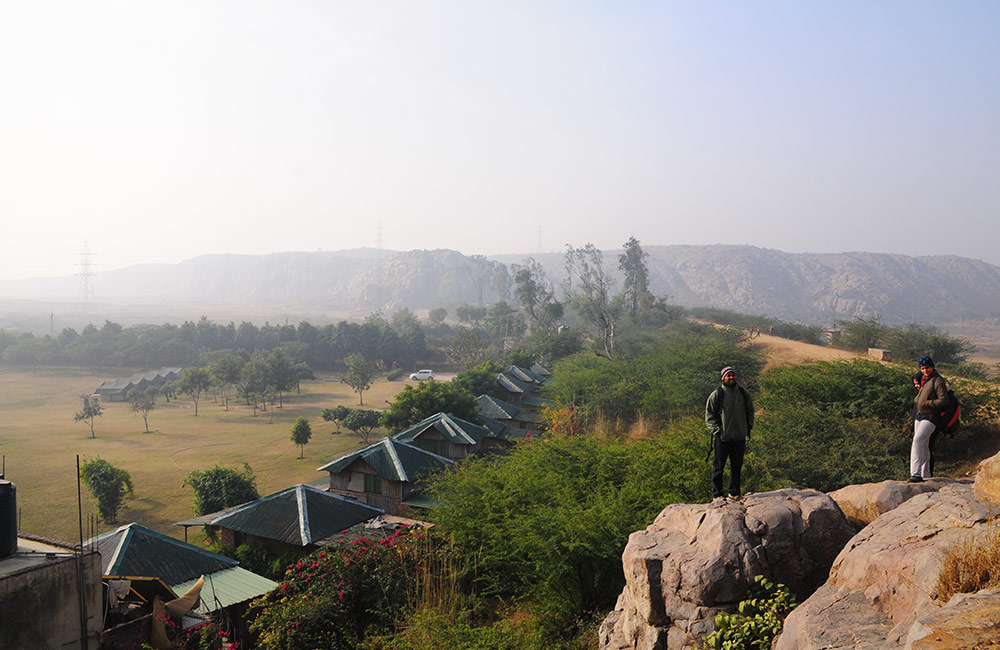 Camp Wild Dhauj | (#1. Place for Corporate Outing near Delhi)