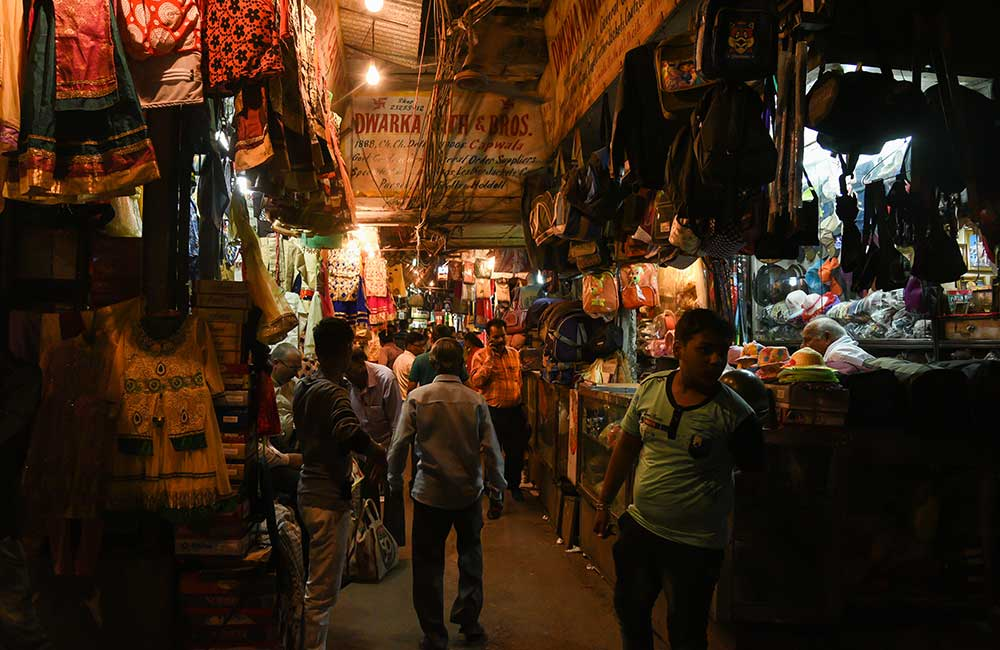 Chandni Chowk | Wholesale Cloth Market in Delhi