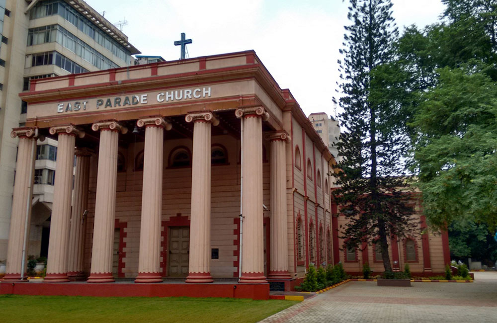 East Parade Church | Churches in Bangalore