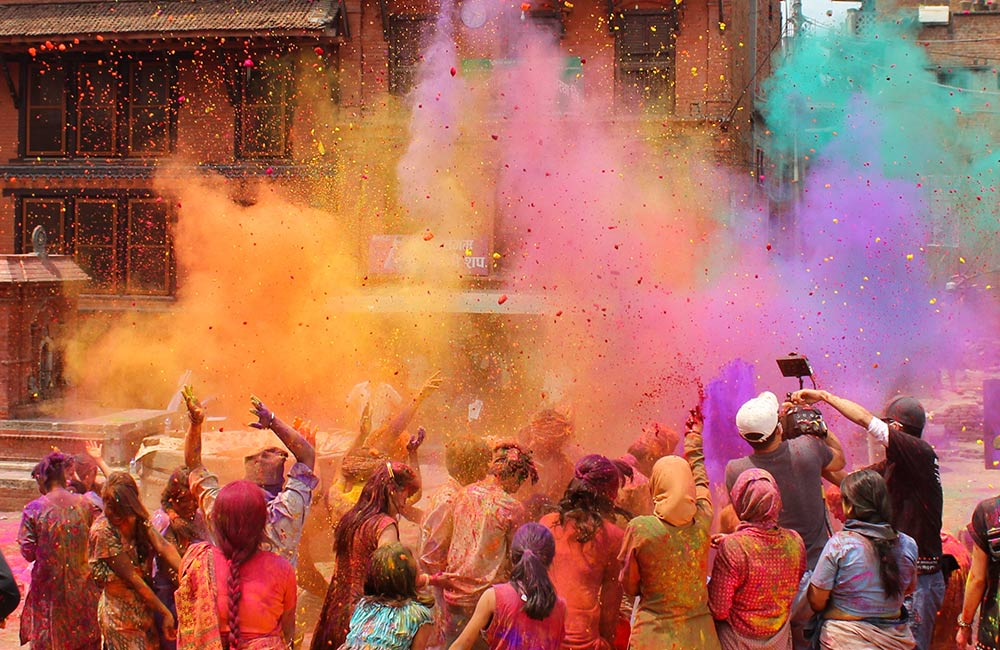 Holi | National Festivals of India