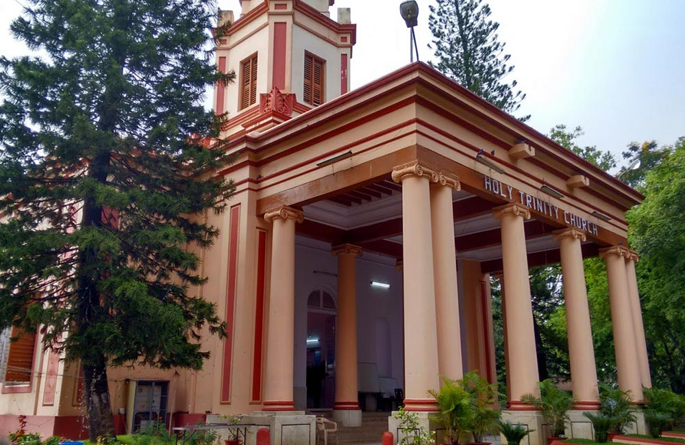 Holy Trinity Church | Churches in Bangalore
