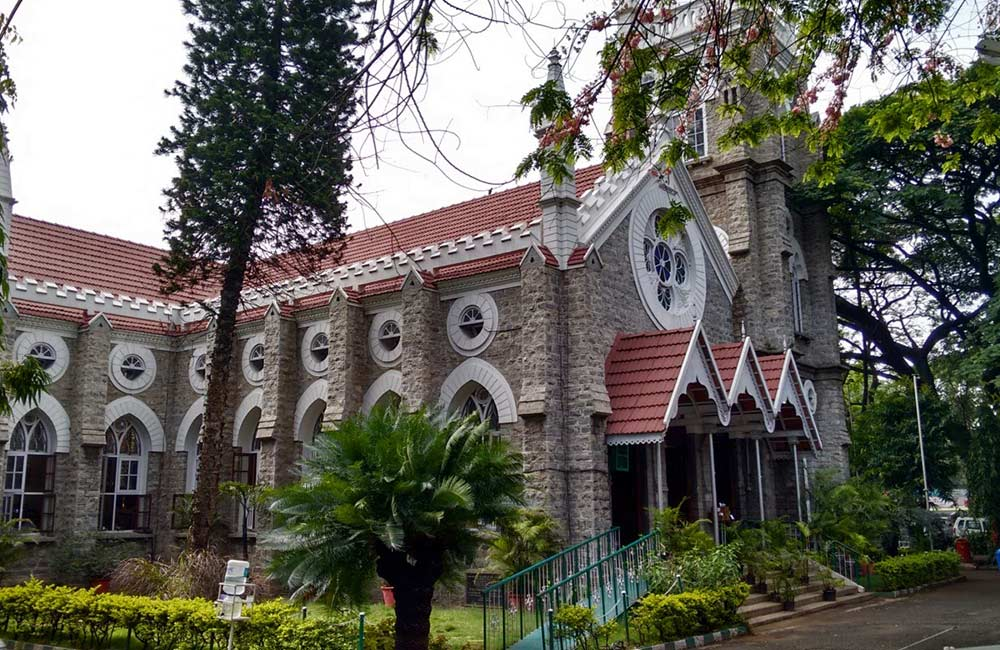 Hudson Memorial Church | Churches in Bangalore