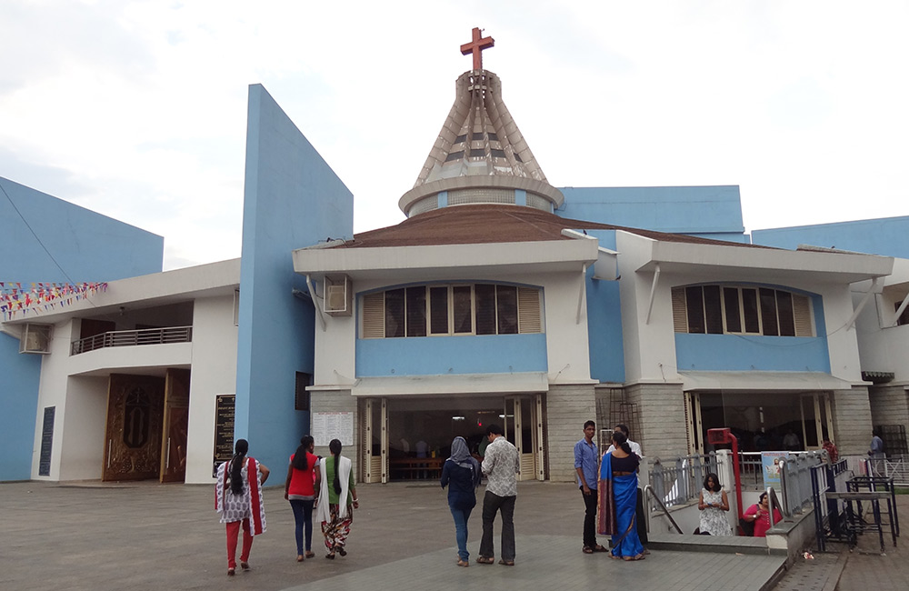 Infant Jesus Church | Churches in Bangalore