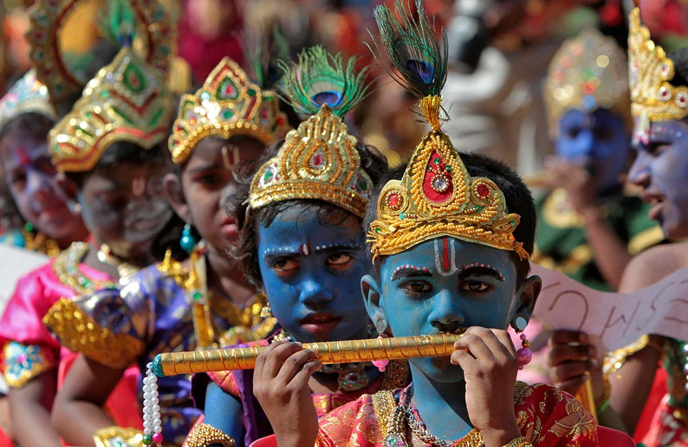 Janmashtami | National Festivals of India