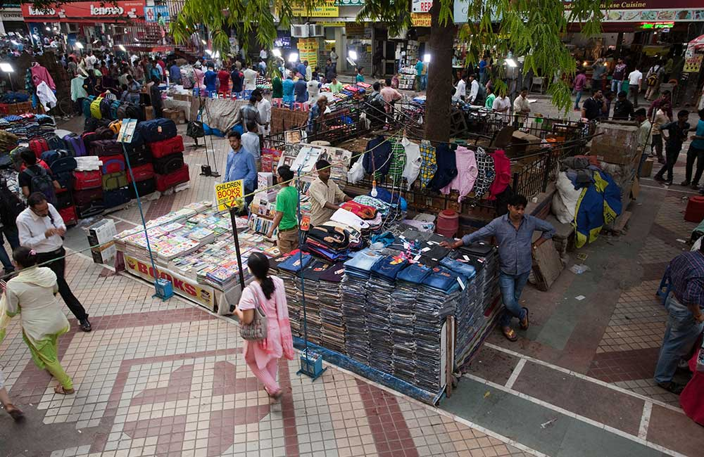 Wholesale Cloth Markets in Delhi, Wholesale Market in Delhi