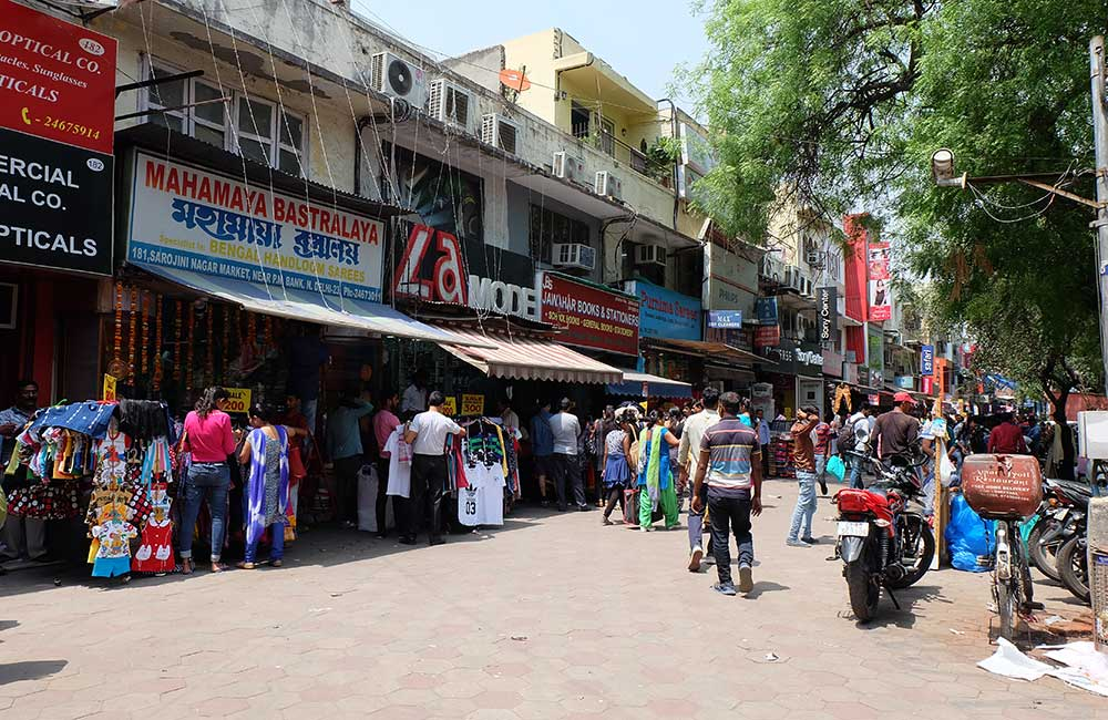 Sarojini Nagar Market | Wholesale Cloth Market in Delhi
