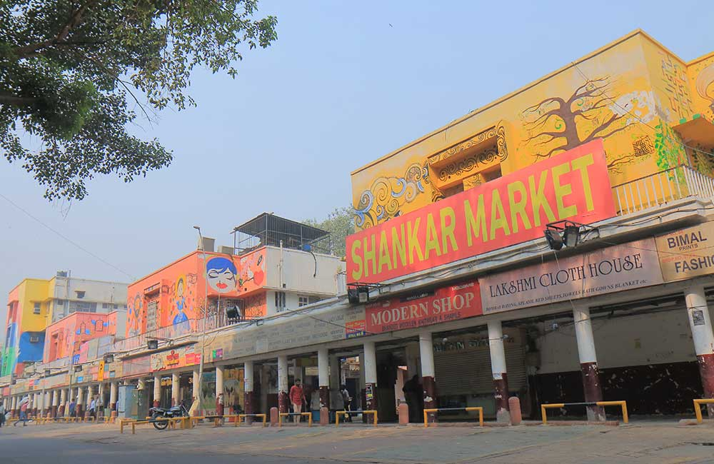Shankar Market | Wholesale Cloth Market in Delhi