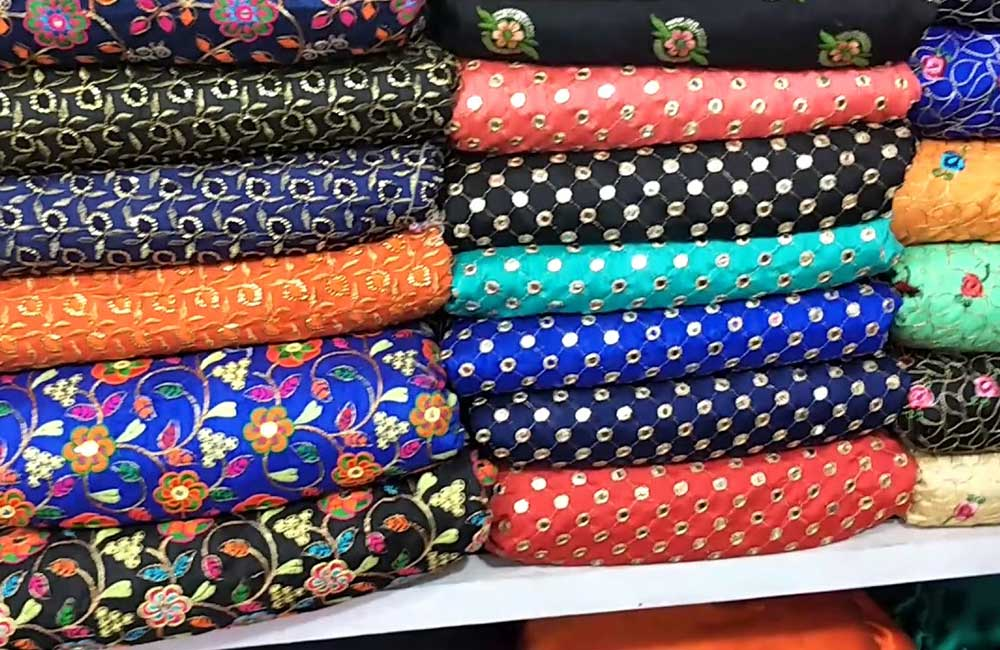 Shanti Mohalla | Wholesale Cloth Market in Delhi