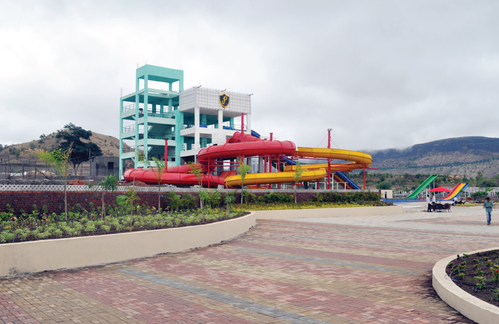 Shubham Water World | Top 3 Water Parks in Nashik