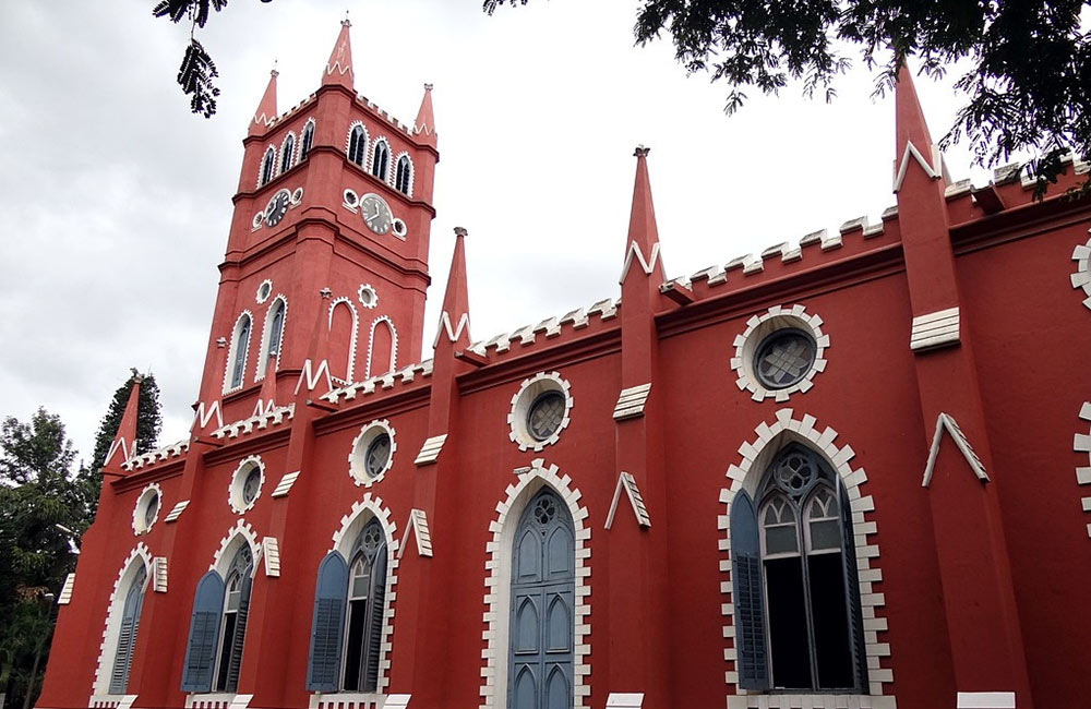 St. Andrew's Church | Churches in Bangalore