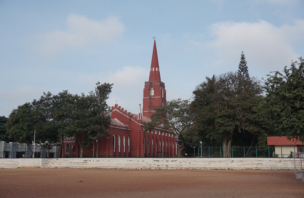 St. John's Church | Churches in Bangalore