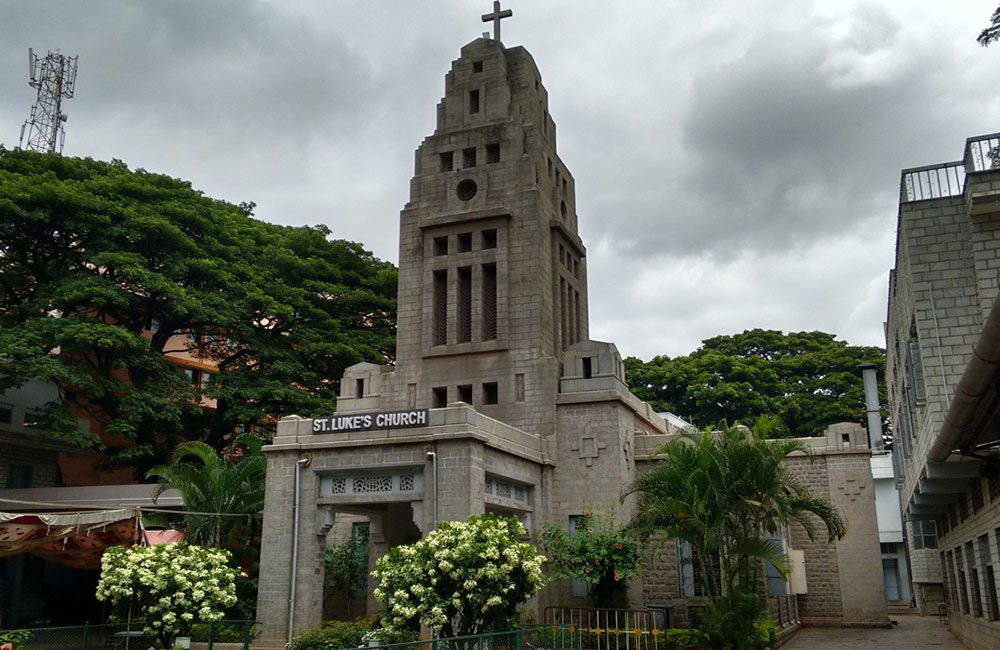 St. Luke's Church | Churches in Bangalore