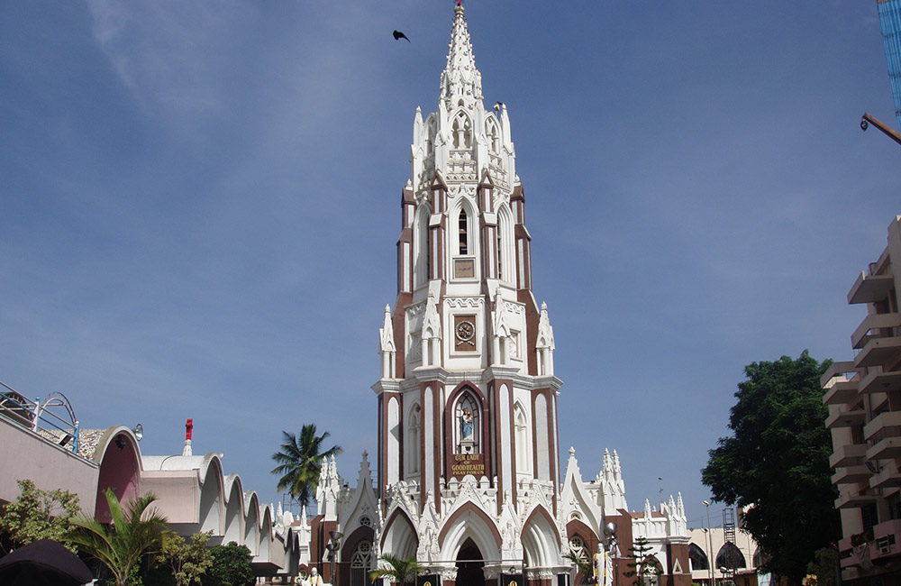 St. Mary's Basilica | Churches in Bangalore