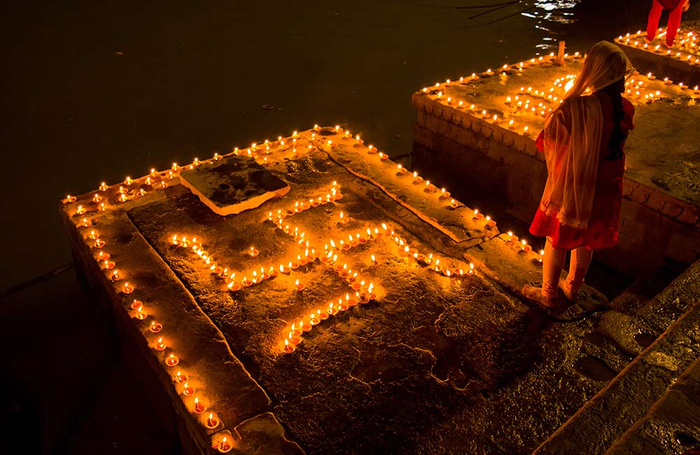 Varanasi | #3 of 5 Top Instagrammable Spots to Visit this Diwali