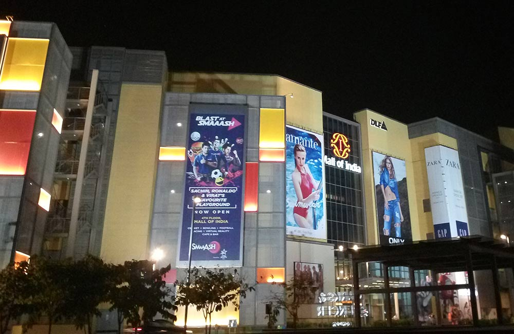 DLF Mall | Top Mall in Noida