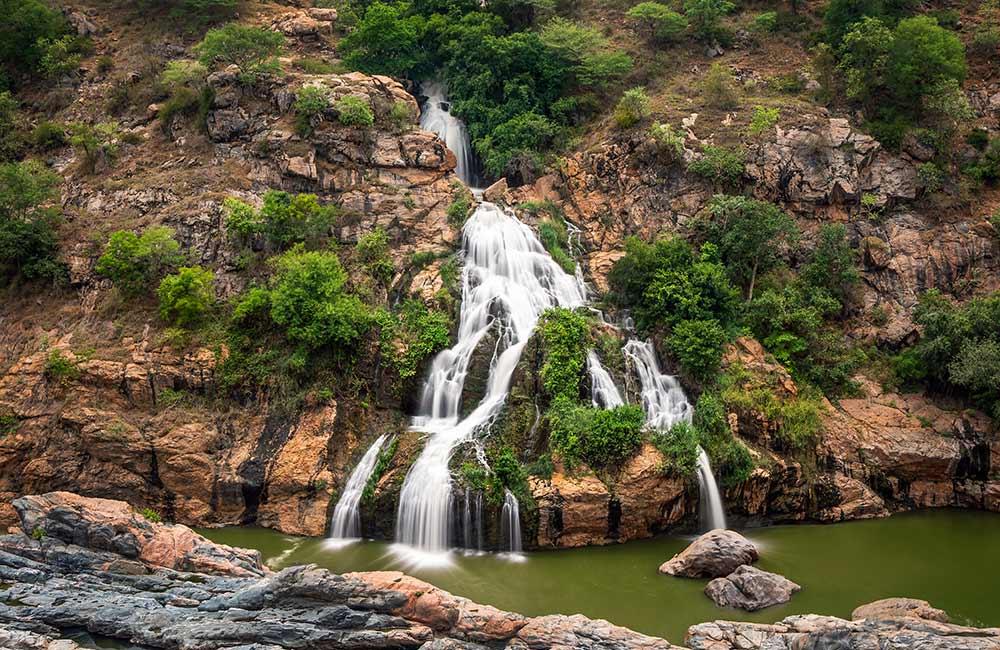 Chunchi Falls   # 11 of 20 Picnic Spots near Bangalore
