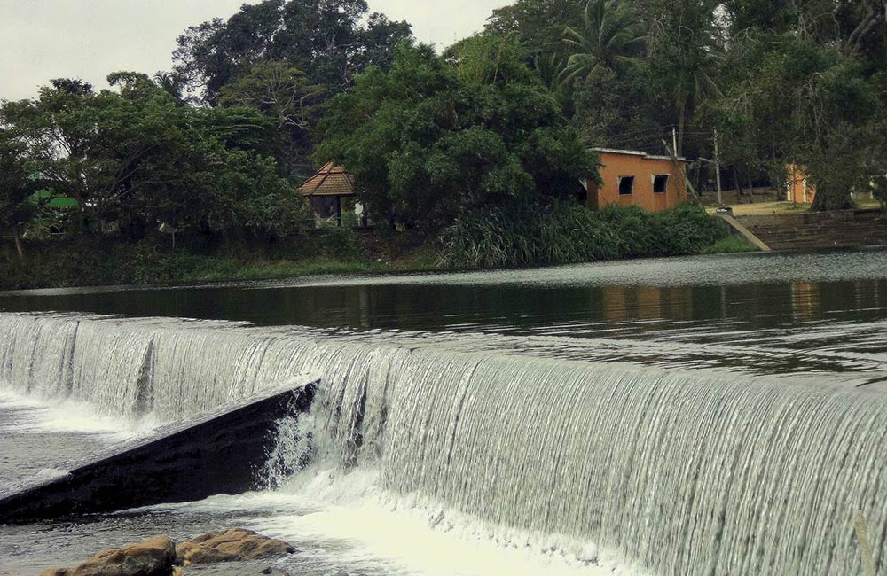 Balmuri and Edmuri Waterfalls