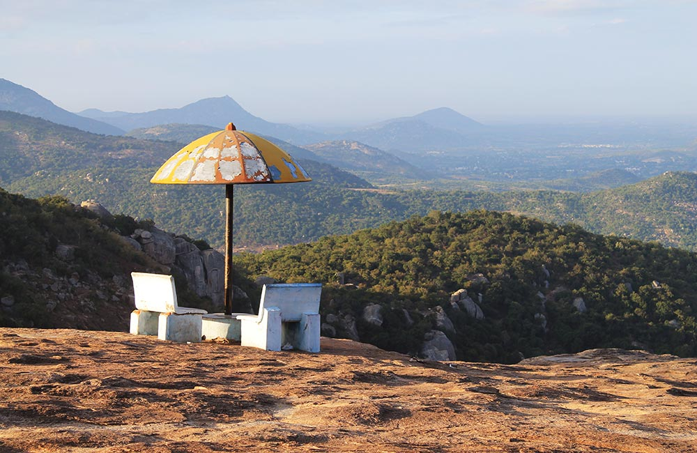 Horsley Hills   # 19 of 20 Picnic Spots near Bangalore