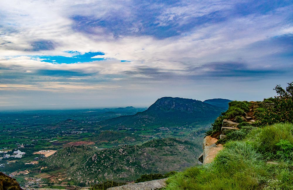 Skandagiri   # 8 of 20 Picnic Spots near Bangalore