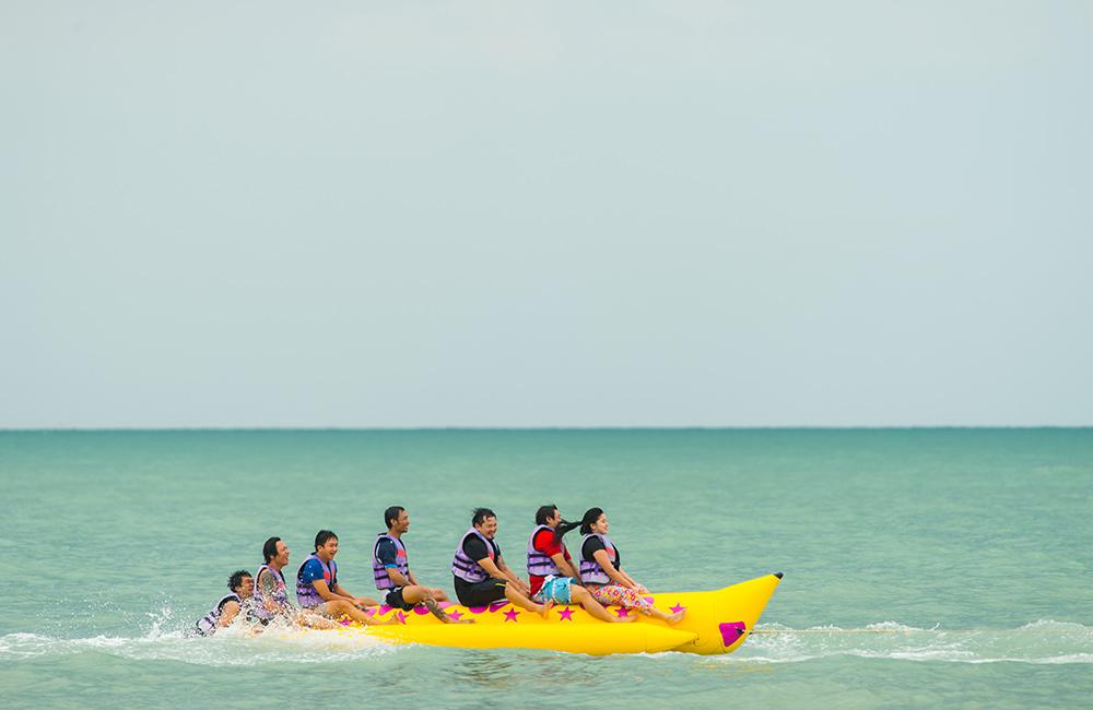 Banana Boat Rides in Goa