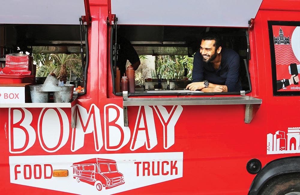 Bombay Food Truck, Mumbai