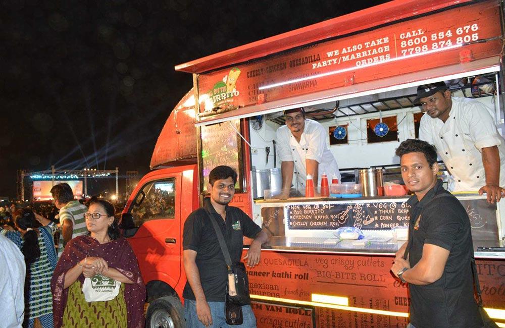 Big Bite Burrito, Mumbai
