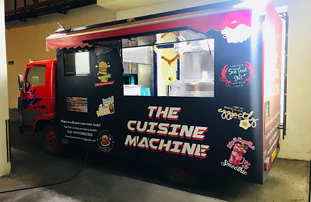 The Cuisine Machine, Mumbai