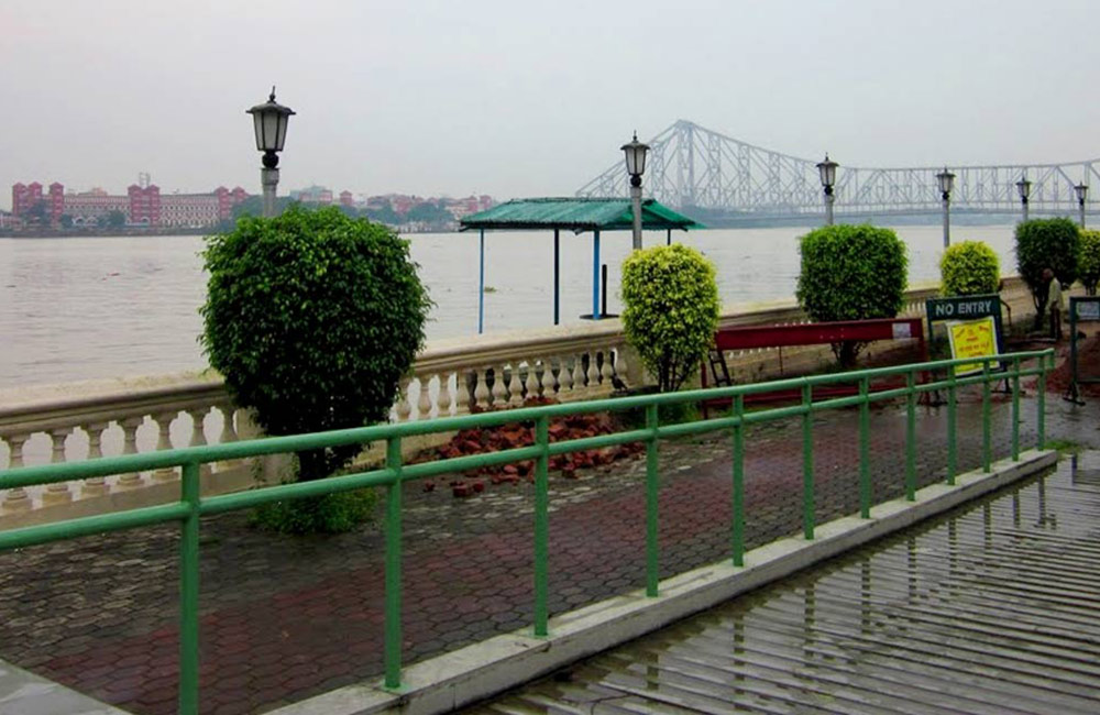Millennium Park | Places for Couples in Kolkata