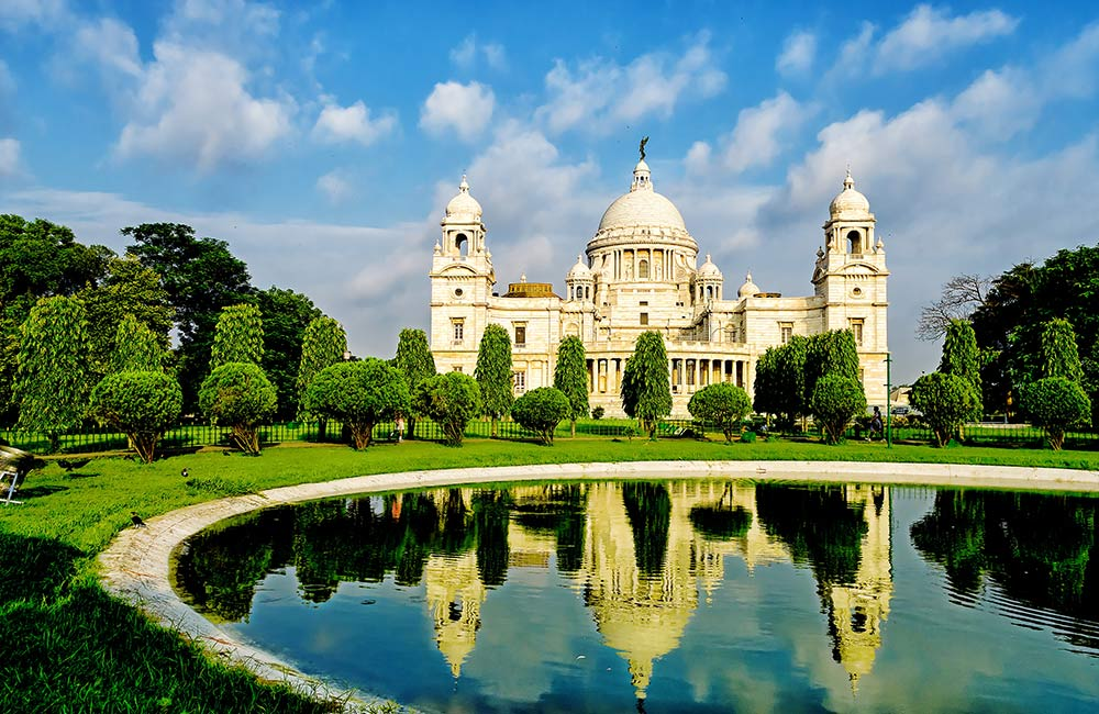 Victoria Memorial | Romantic Places To Visit in Kolkata for Couples