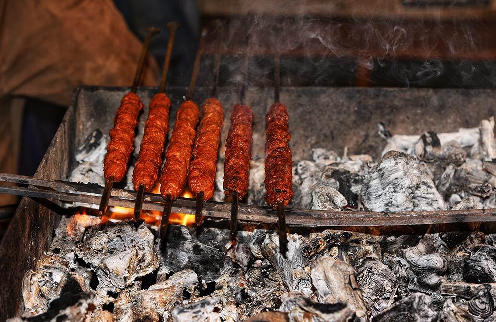 Meat Kebabs