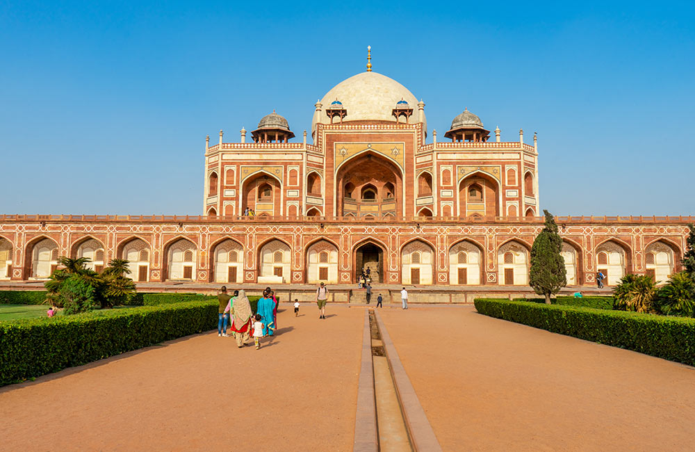 Best Time to Visit Delhi Based on Seasons