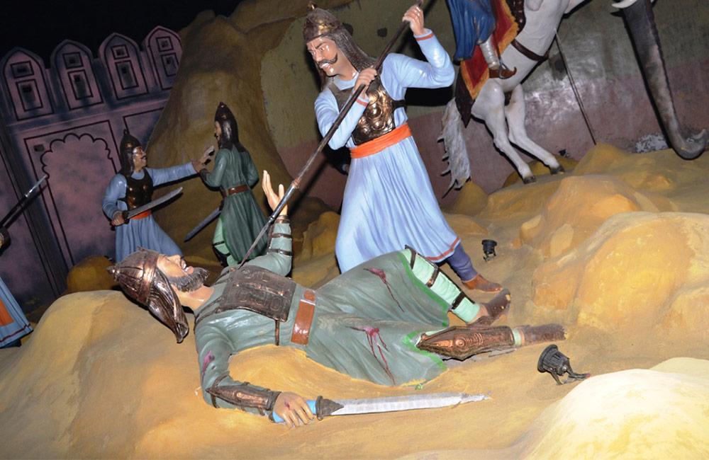 The Battle of Haldighati