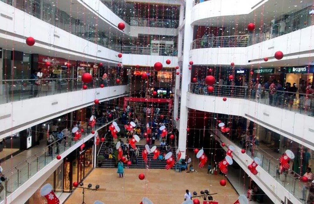 Brookefield Mall | Best Shopping Malls of Coimbatore