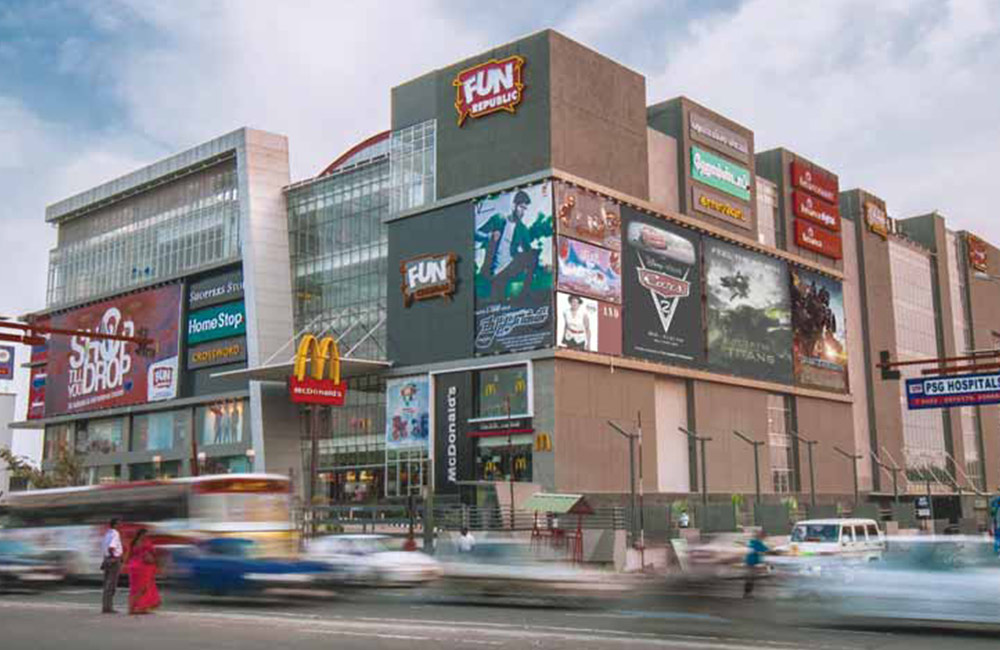 Fun Republic Mall | Best Shopping Malls of Coimbatore