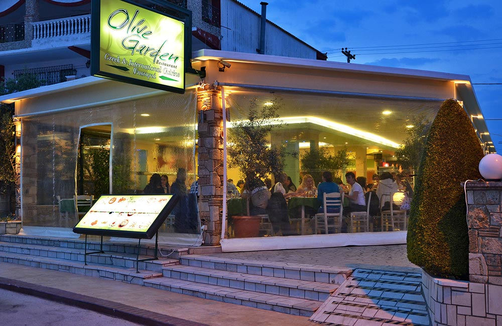 Olive Garden | Among The Best Veg Restaurants in Mahabaleshwar