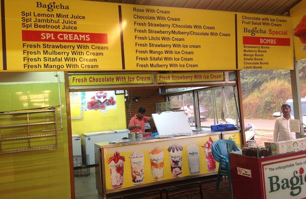 Bagicha Corner | Among The Best Veg Restaurants in Mahabaleshwar