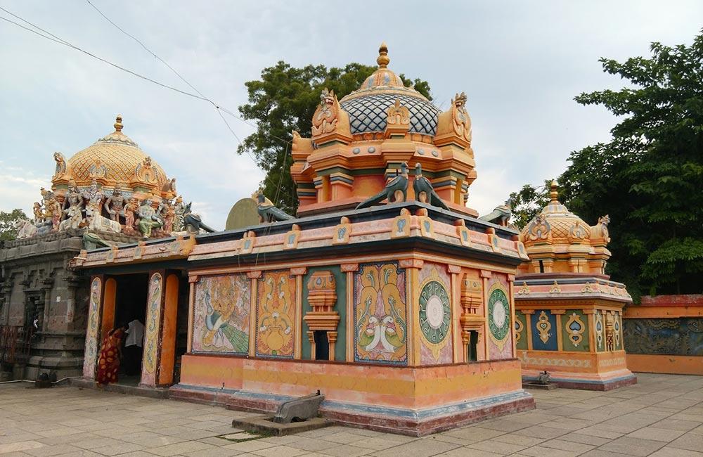 Irumbai Shiva Temple
