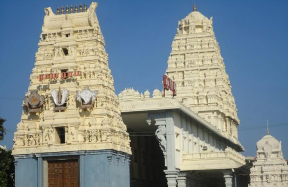 Panchavati Anjaneya Temple