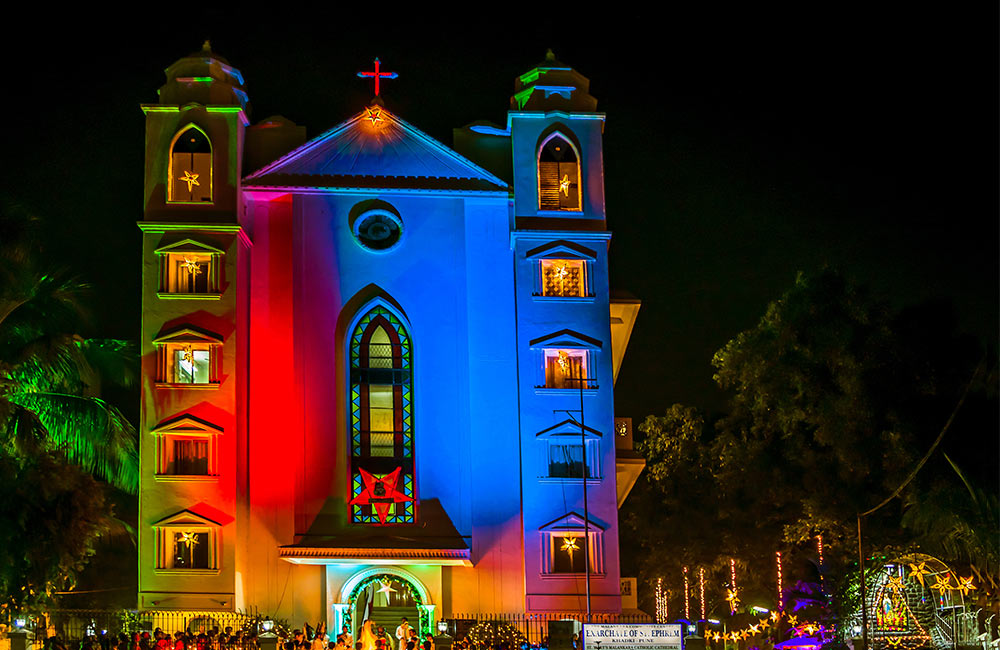 Mary's Church, Pune