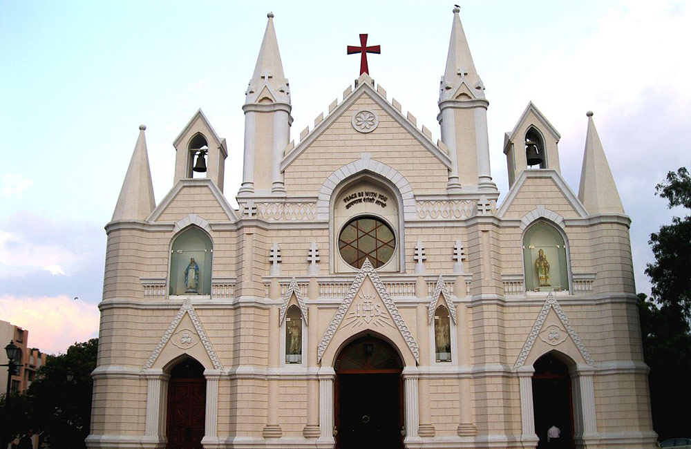 Xavier's Church, Pune