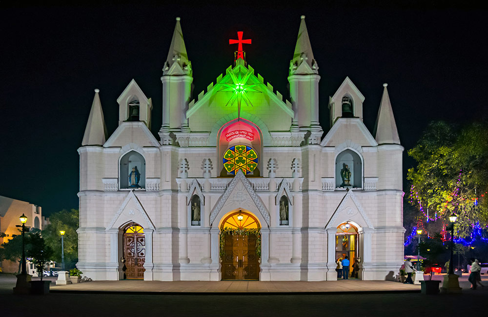 Patrick's Cathedral, Pune