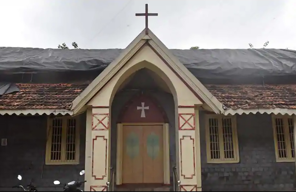 Brother Deshpande Memorial Church, Pune