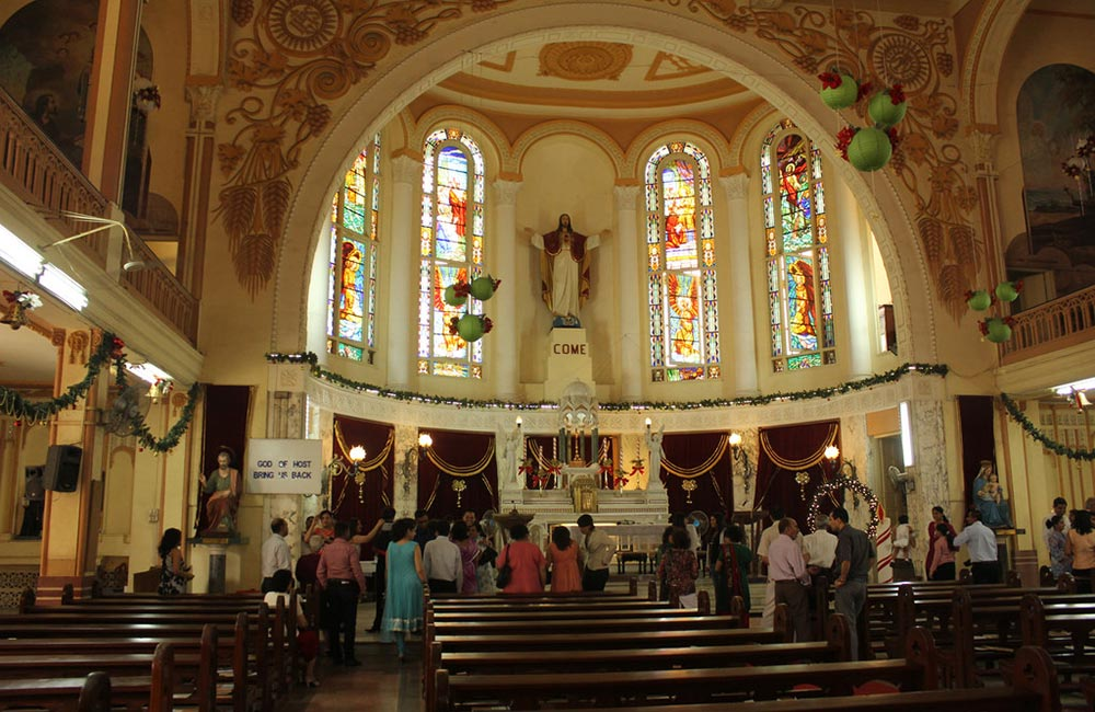 St Peter's Church, Mumbai