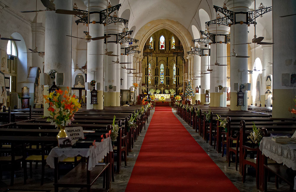 St Thomas Cathedral, Mumbai